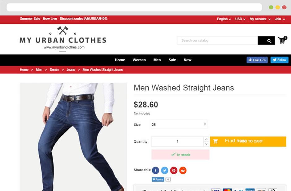 Mu Urban Clothes